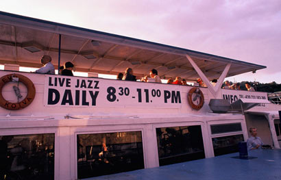 Jazz Boat dinner cruise