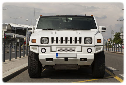Stretch Limo Hummer H200